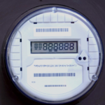 Figure 1: Typical Smart Electric Meter