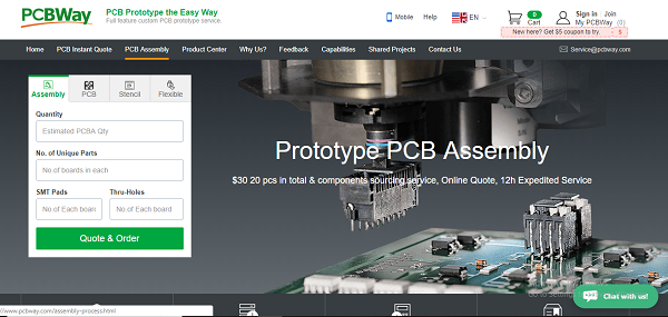 How to assemble a Printed Circuit Board