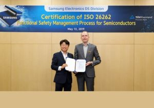 Samsung's automotive semiconductor
