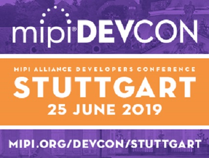 IoT, Automotive and 5G Developers Invited to MIPI DevCon