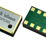 Ultra-small barometric pressure sensor DPS368