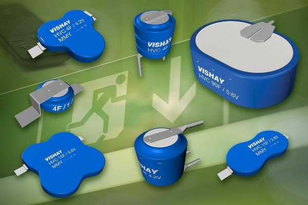 Why Hybrid Energy Storage Capacitor is Ideal Choice for Designers
