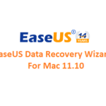 EaseUS Data Recovery Wizard For Mac 11.10