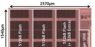 Embedded Flash Memory