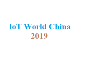 IoT World China 2019