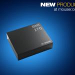 Bosch BMI270 Smart IMU