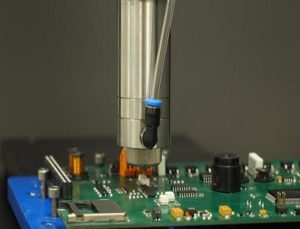 potting electronic components