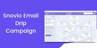 Email Drip Campaigns Tool: Snov.io