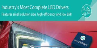 Low EMI LED Drivers
