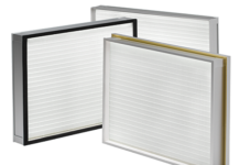 ePTFE Mini-Pleat HEPA Filter