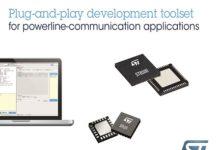 Powerline Communication Development Toolset