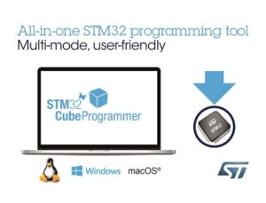 STM32CubeProgrammer