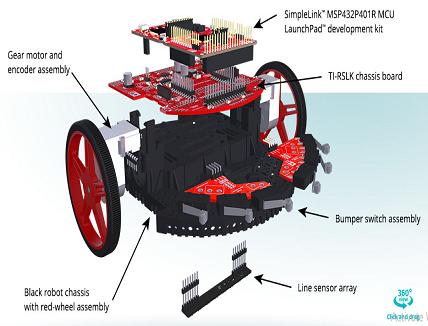 Texas's Solderless Robotics Kit for University Education
