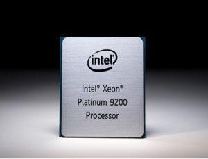 Xeon Platinum 9200 Processor