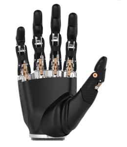 BeBionic artificial hand