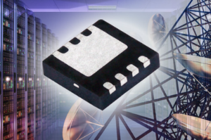 Vishay 60 V, 4 Milliohm MOSFET