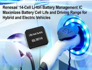 Li-ion Battery IC