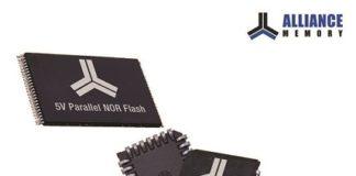 Parallel NOR Flash Memory