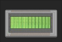 high-definition micro-LED matrix