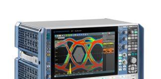 16 GHz Bandwidth oscilloscope