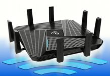 Wi-Fi 6 router design