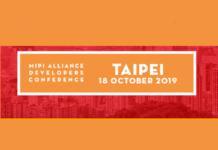 MIPI DevCon Taipei