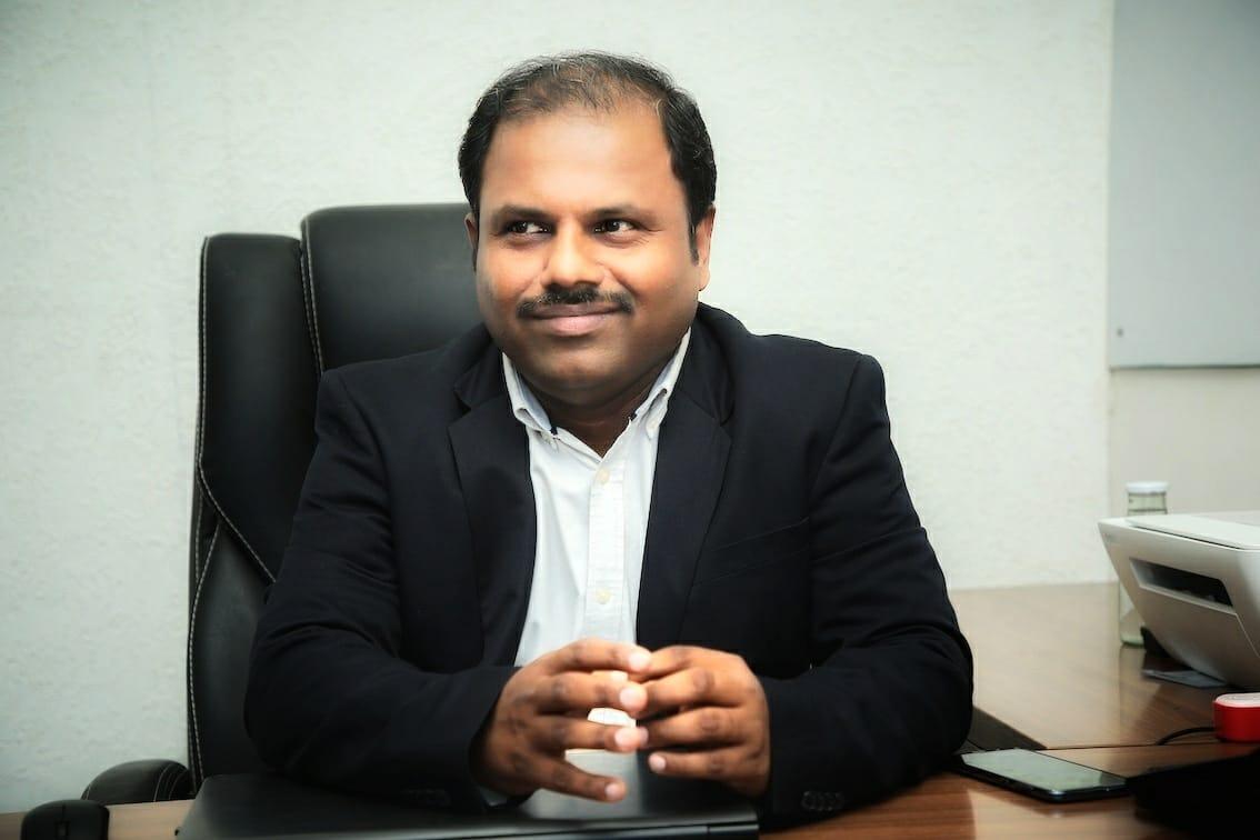 Padmanabha Shakthivelu General Manager Electrolube India