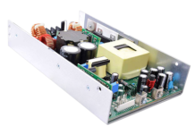 U-Channel power supplies