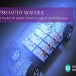battery monitor IC