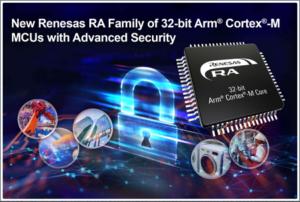 32-Bit Arm MCUs