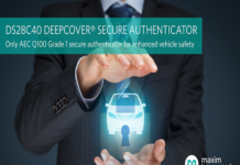 Automotive Authenticator IC