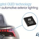 Automotive OLED lighting