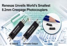Creepage Photocouplers