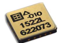 MEMS Surface Mount Accelerometers