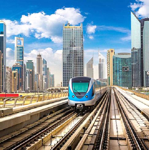 Dubai Metro Project Overview