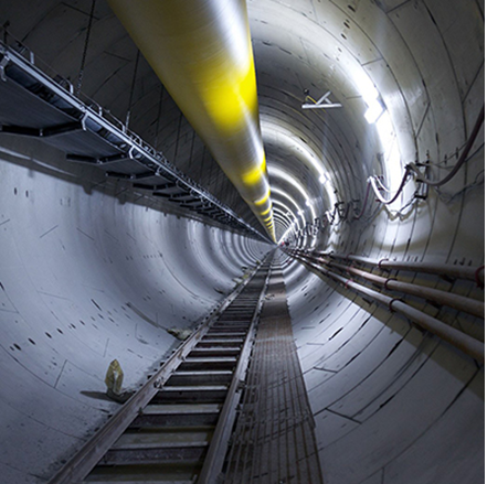 Monitoring Solutions for the Dubai Metro Project