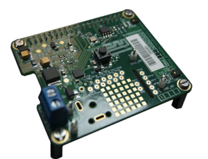Voice Codec Raspberry Pi