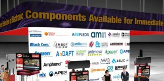 Embedded World Digi-Key booth 2020