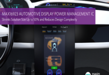 Automotive Display PMIC