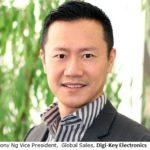 Tony Ng Vice President, Global Sales, Digi-Key Electronics
