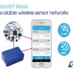 Bluetooth Mesh Wireless Sensor Networks