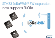 STM32 LoRaWAN Software