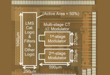High-Precision Automotive AD Converter Circuit