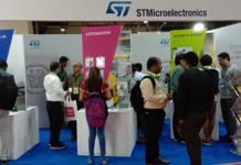 STMicroelectronics IOTSHOW.IN 2020