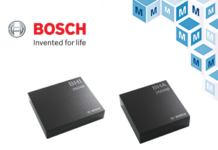 Bosch Sensortec's Smart Sensors for Wearables