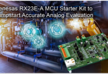 MCU Starter Kit for Analog Evaluation