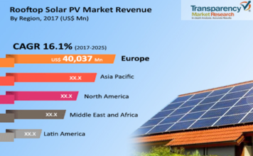Rooftop Solar PV Market Revenue