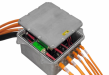 High Voltage Distribution Solution for Electric Vehicles