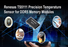 Temperature Sensor for memory