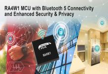 MCU with Bluetooth 5.0
